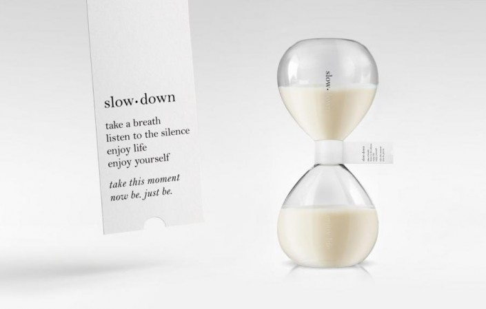 Slow down - anty-energetyk